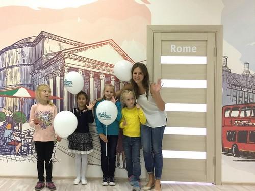 Набор детей в летний языковой городской лагерь!